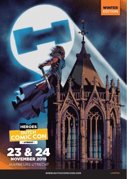 Poster-Heroes-Dutch-Comic-Con