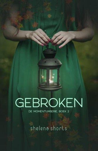 Gebroken - Shelena Shorts