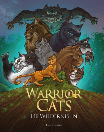 Warrior Cats, De wildernis in