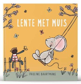 Lente met Muis -Pauline Baartmans